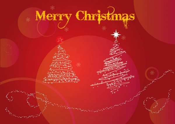 Christmas Wishes Free vector in Encapsulated PostScript eps