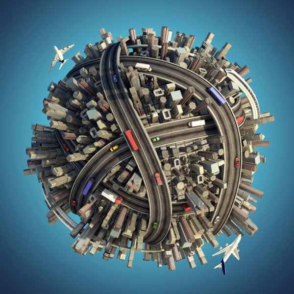 city building in polar coordinates definition picture