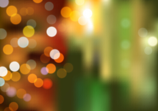 city night blurred background vector