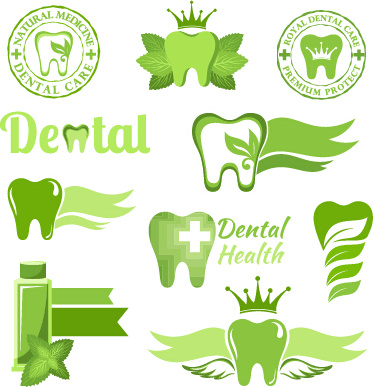 Classic Dental Logos And Labels Vector Graphics Free Vector In Encapsulated Postscript Eps Eps Vector Illustration Graphic Art Design Format Format For Free Download 680 83kb