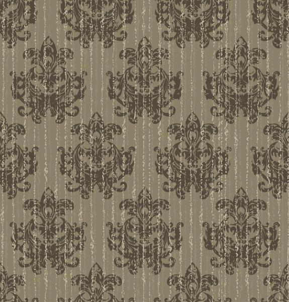 decorative pattern template dark retro flat repeating symmetry
