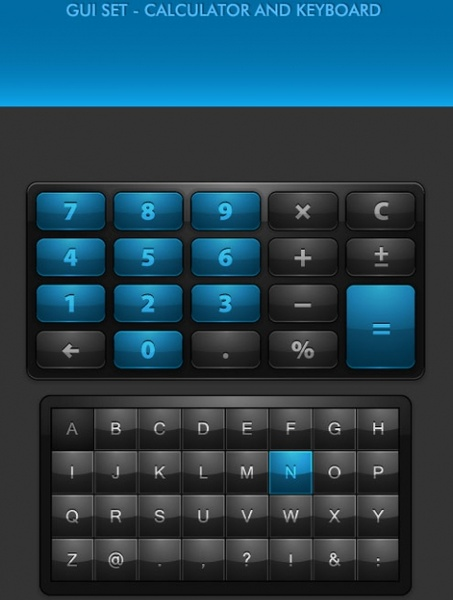 classic web buttons 02 vector