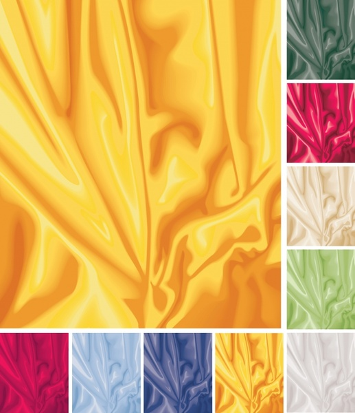 decorative background colored cloth pattern modern shiny 3d