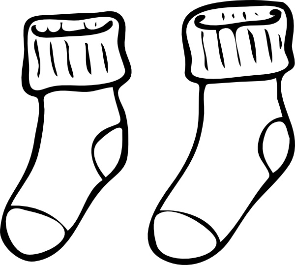clothing pair of haning socks clip art free vector in open office rh all free download com socks clip art images socks clip art black and white