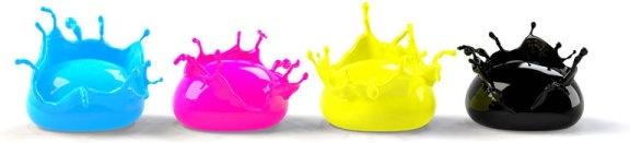 cmyk fourcolor dye 02 hd pictures