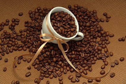 coffee beans fine picture