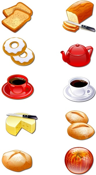 COFFEE BREAK Icons icons pack