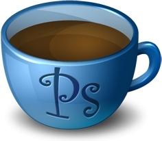 Coffee Photoshop