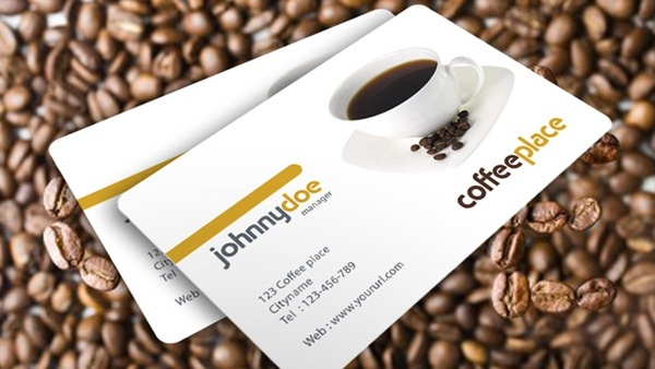 Coffeeplace Business Card