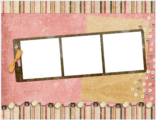 collage style cute photo frame 15