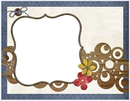 Cute photo frame free psd download (210 Free psd) for commercial use ...