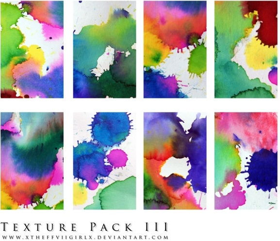 color ink highdefinition picture