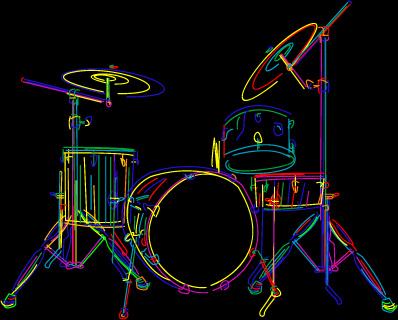 musical instrument clip art free vector download 220128