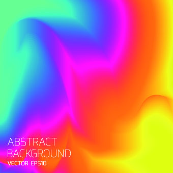colored abstract background design vector