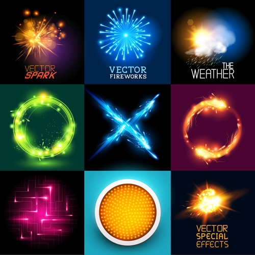 Light beam effect vector free vector download (9,086 Free ...