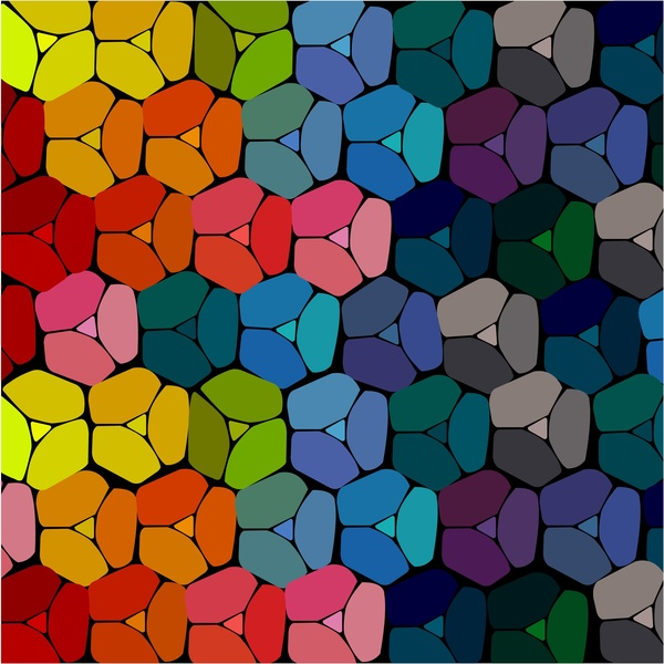colorful abstract background arrangement style