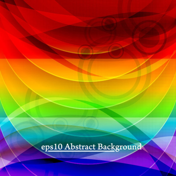 colorful abstract background graphic vector set