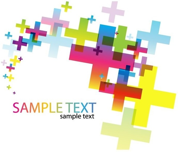 Colorful Abstract Vector Backgorund