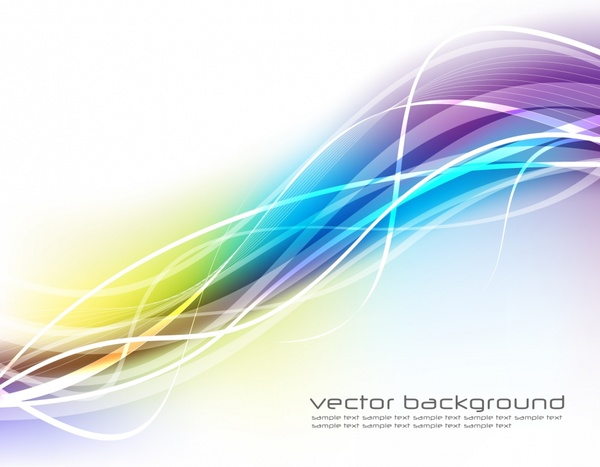 abstract background modern colorful dynamic decor