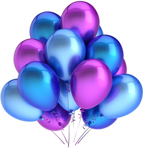 colorful balloons 01 hd pictures