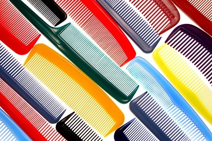 colorful comb background picture