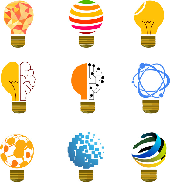 Light bulb free vector 7 586 Free vector for mercial