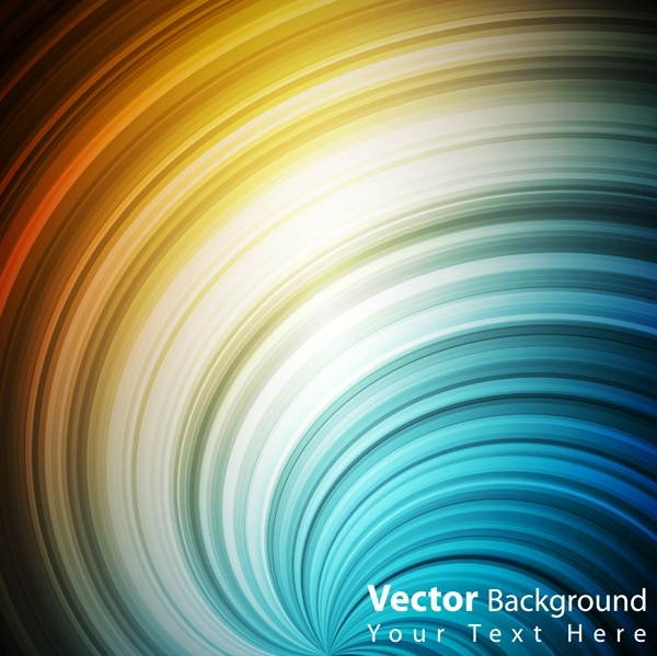 colorful vector background color of the beam 4