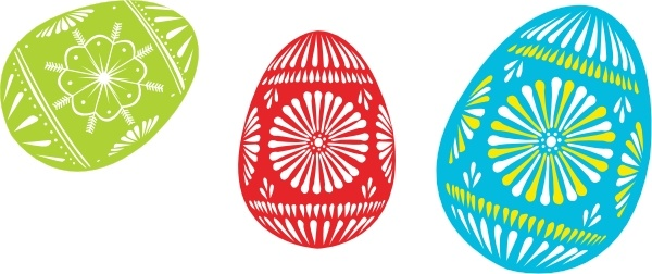 Colour Easter Eggs Clip Art Free Vector In Open Office Drawing Svg Svg Vector Illustration Graphic Art Design Format Format For Free Download 238 27kb