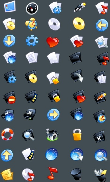 Free Cute Desktop Icons Free Icon Download (15,661 Free