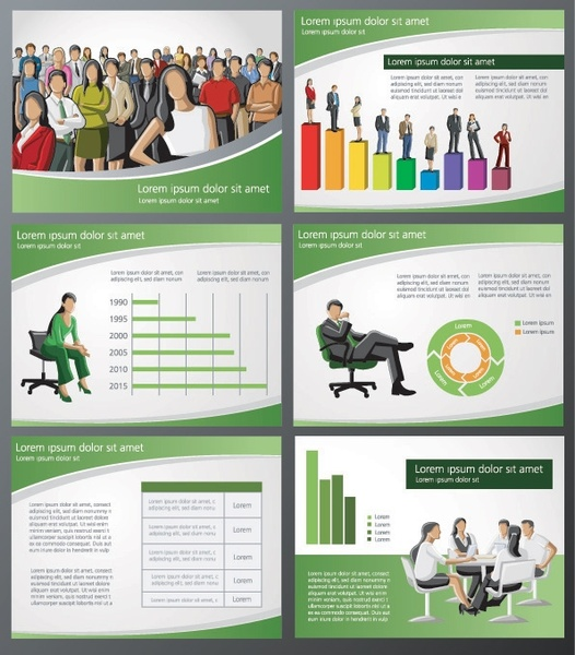 commercial and financial ppt background 02 vector