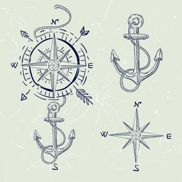 Free Vector Compass Free Vector Download 315 Free Vector For