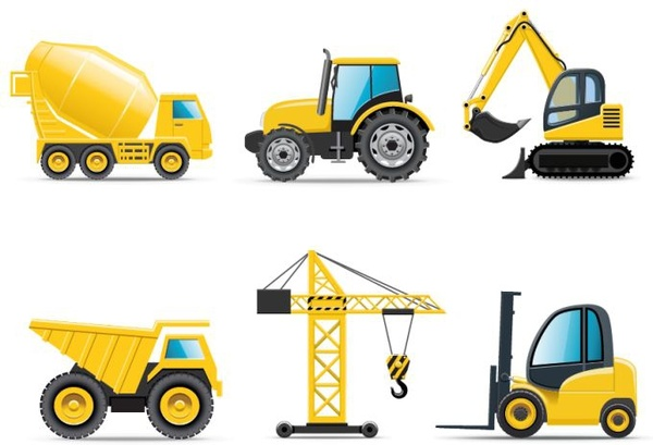 Excavator Vector Free Vector Download 31 Free Vector For Commercial Use Format Ai Eps Cdr Svg Vector Illustration Graphic Art Design
