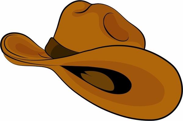 99067da0f Cowboy hat Free vector in Adobe Illustrator ai ( .AI ), Encapsulated ...