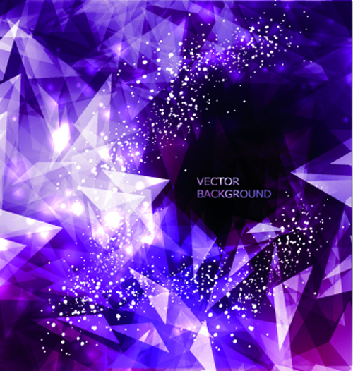 Creative Abstract Art Backgrounds Free Vector In
