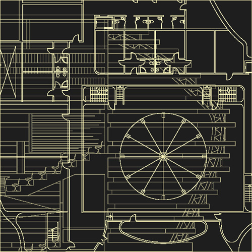 Creative architectural blueprint background vector free vector in creative architectural blueprint background vector malvernweather Gallery