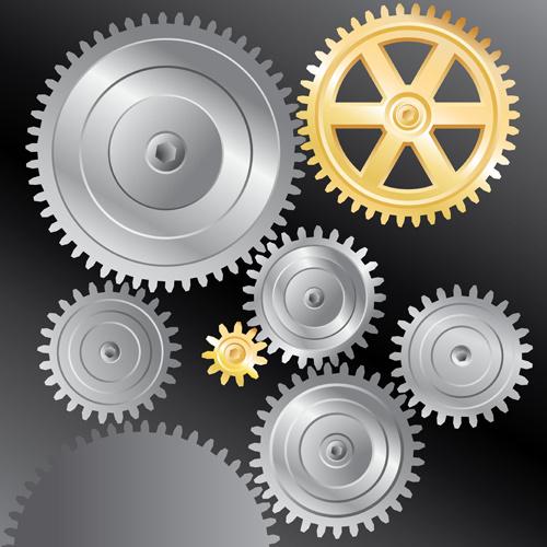 Gear Vector Free Download