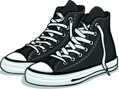 sport shoes vector free vector download 3 012 free vector. Black Bedroom Furniture Sets. Home Design Ideas