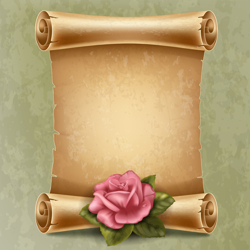 scroll paper vector free vector download  5 609 free