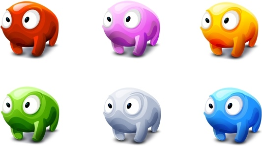 Creature Ball Icons icons pack