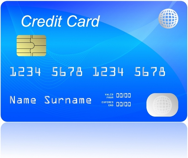 credit card free vector 183mb