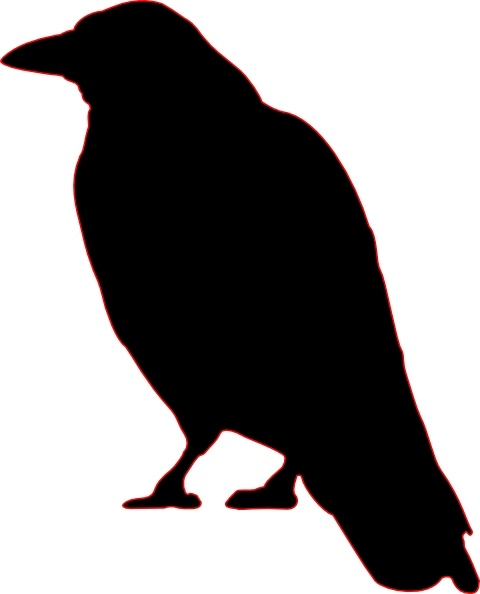 Crow Silhouette Clip Art Free Vector In Open Office Drawing Svg Svg Vector Illustration Graphic Art Design Format Format For Free Download 37 25kb Are you looking for free crow silhouette templates? crow silhouette clip art free vector in