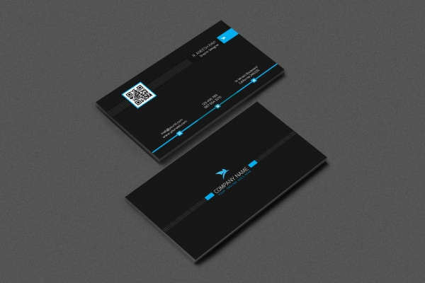 crporate business card