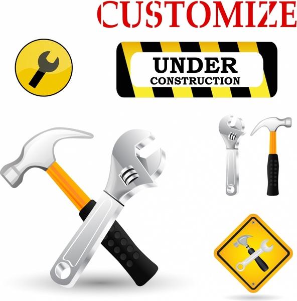 Customize / Under Construction