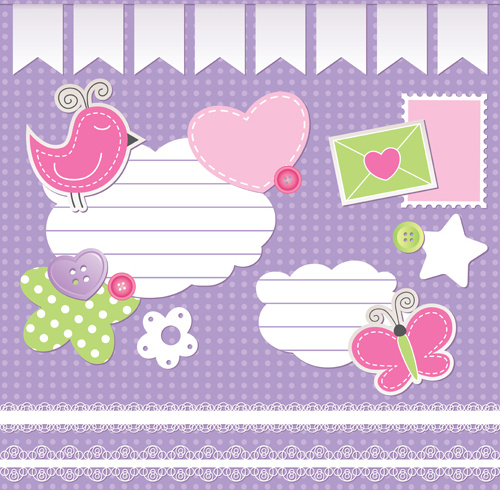 cute baby backgrounds vector free vector in encapsulated postscript