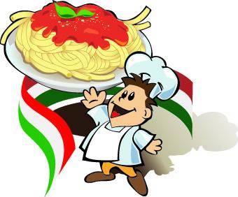 cute chef illustration vector set