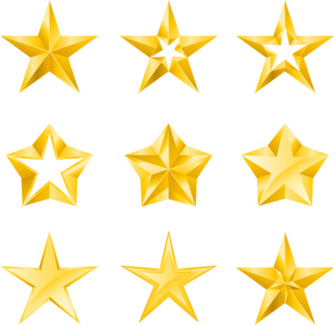 cute stars icons set vector free vector in adobe illustrator ai rh all free download com vector stars and stripes victor starsky tenor
