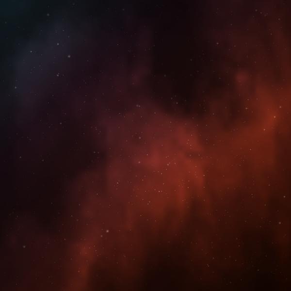 dark space night sky