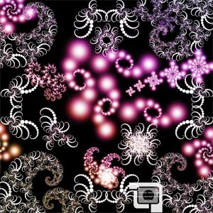 Deco Fractal Brushes