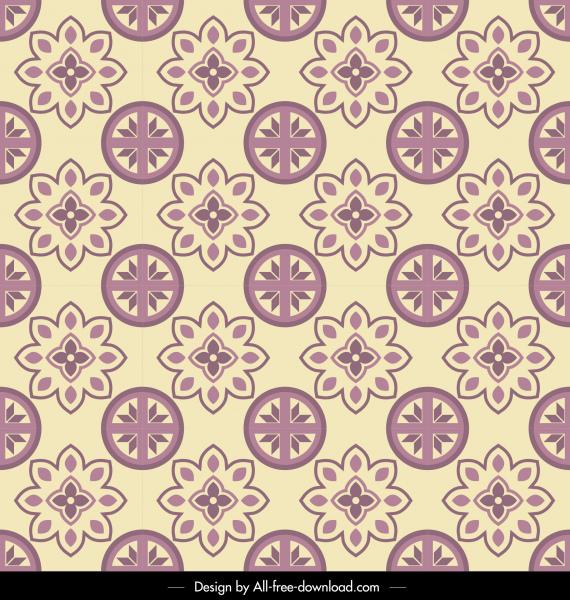 decor pattern template classical repeating symmetric decor