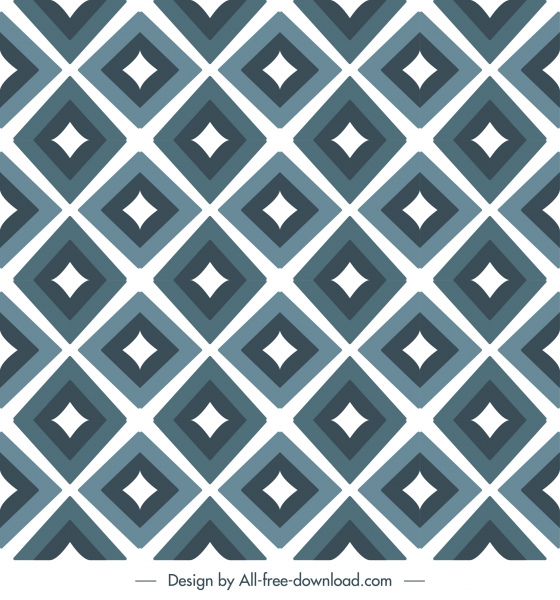 decorative pattern template symmetrical repeating geometry illusion